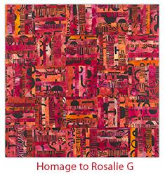 Franklin - Homage to Rosalie G