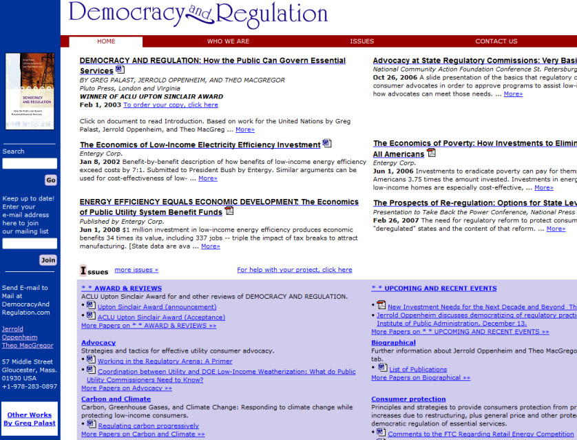 web-democracyandregulation